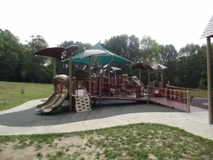 playground, front view